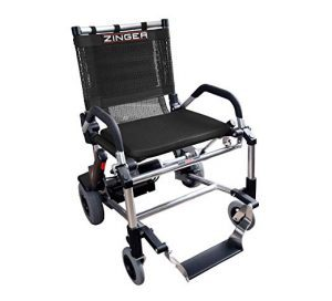 Chair, Ultra-Portable Motorized Mobility Chair