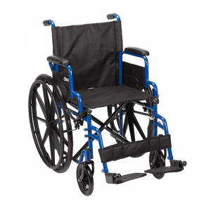 Drive Medical Blue Streak best wheelchair