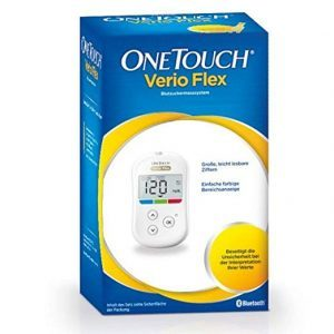 Johnson OneTouch Verio Blood Glucose Flex System Kit