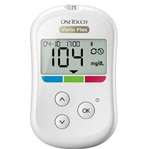 OneTouch Verio Flex Glucose Monitoring System