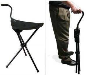 Portable Walking Chair From The Stadium Chair Company