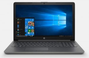 HP Flagship 15.6 15-ay191ms HD Touchscreen Signature Laptop (Intel Core i3-7100u 2.40 GHz, 8 GB DDR4 Memory, 1 TB HDD, DVD Burner, HDMI, HD Webcam, Bluetooth, Win 10)