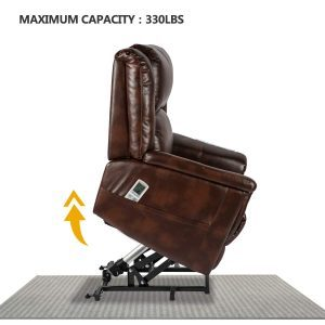 Aoxun Electric Power Lift Recliner Chair Sofa