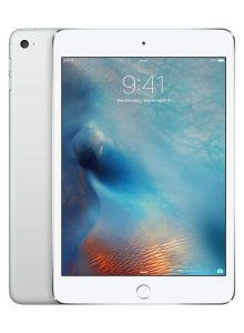 Apple iPad Mini 4, Silver