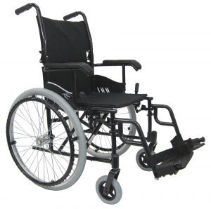 Karman 24 Pounds LT-980 Ultra Lightweight Wheelchair