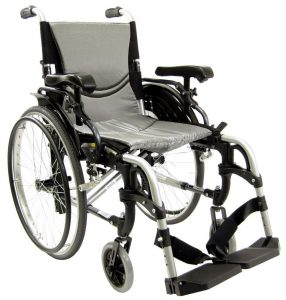 Karman 29 pounds S-305 Ergonomic Wheelchair, 18
