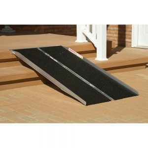 PVI Single Fold Scooter and Wheelchair Ramp