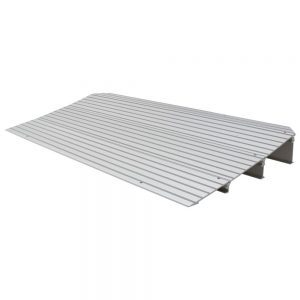 Rage Powersports THR3 High Aluminum Threshold Ramp For Wheelchairs, Scooters, and Power Chairs