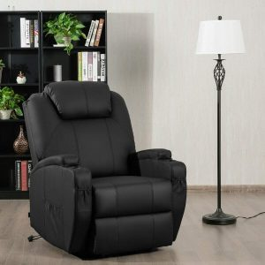 Tangkula Massage Recliner Chair