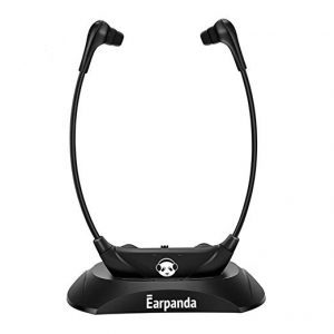 Earpanda EP1D Wireless TV Headphones