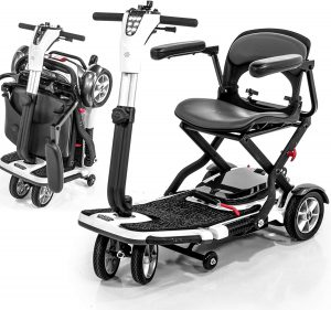 Pride Go-Go S19 Folding Mobility Scooter