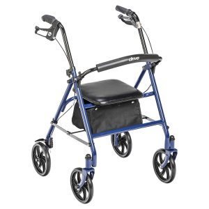 Drive Best Walker With Seat Rollator With Seat