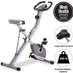 Exerpeutic Folding Best Exercise Bike