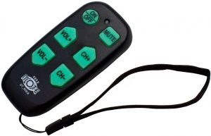 Universal Big Button TV Remote