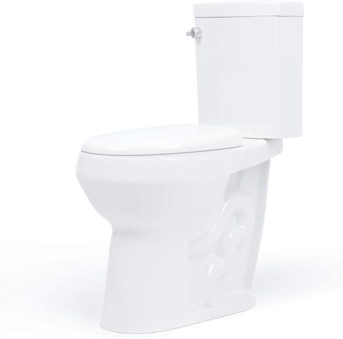 Convenient Height 20-Inch Extra Tall Toilet