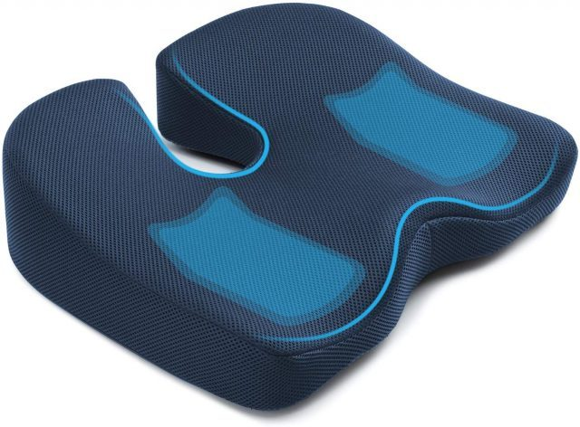 Mkicesky Coccyx Cushion Seat Pad